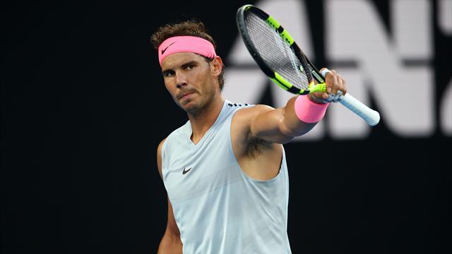 Williams, Murray et Nadal attendus aux Internationaux d'Australie