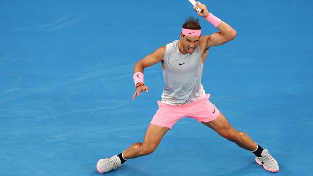 Horarios de los partidos de Rafa Nadal en el Open Australia 2018