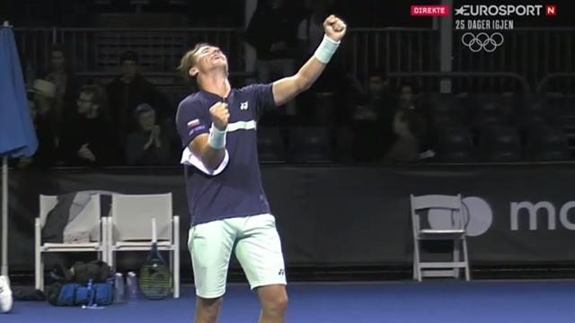 Casper Ruud videre i Australian Open
