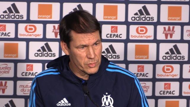 Garcia : «Strasbourg peut nous donner du fil à retordre»