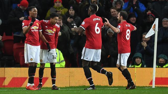 Encore des sourires pour United et ses Frenchies