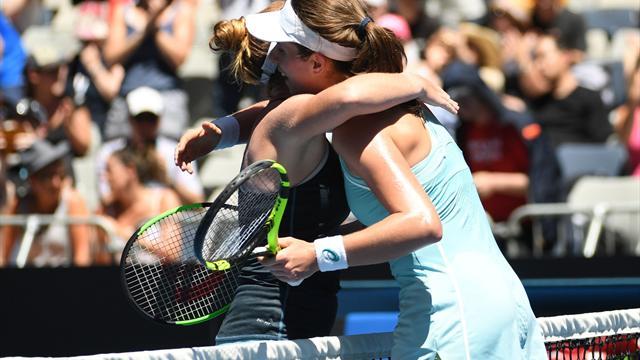 Big win for Konta at Australian Open