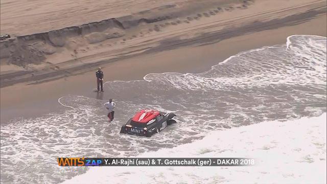 WATTS! Simposio di cadute e incidenti, tra sci alpino, Formula E, Dakar e freestyle