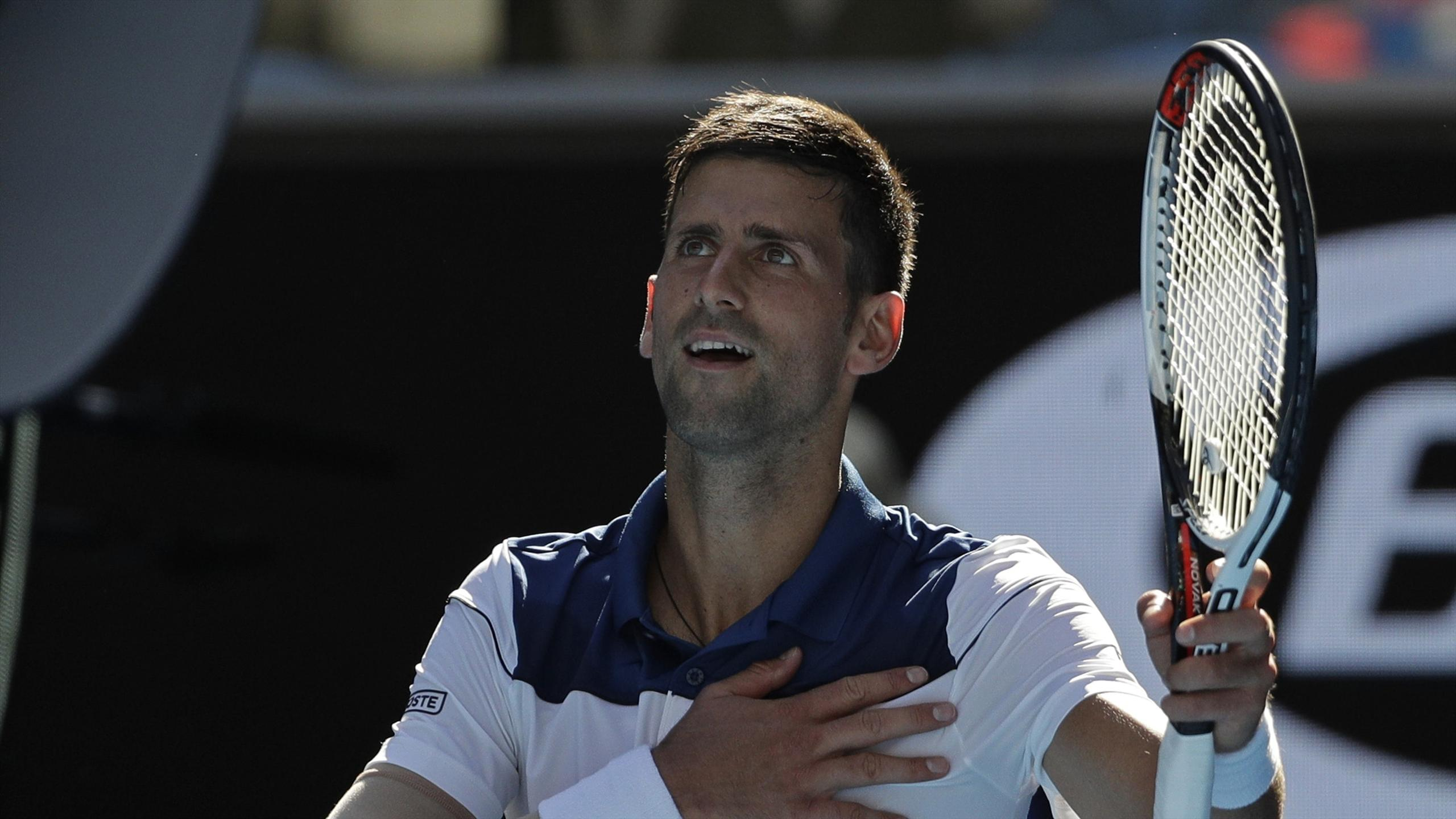 Novak Djokovic Plays Down Talk Of Player Revolt Tennis
