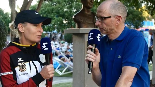Barbara Rittner komplettiert Eurosport-Team bei den French Open