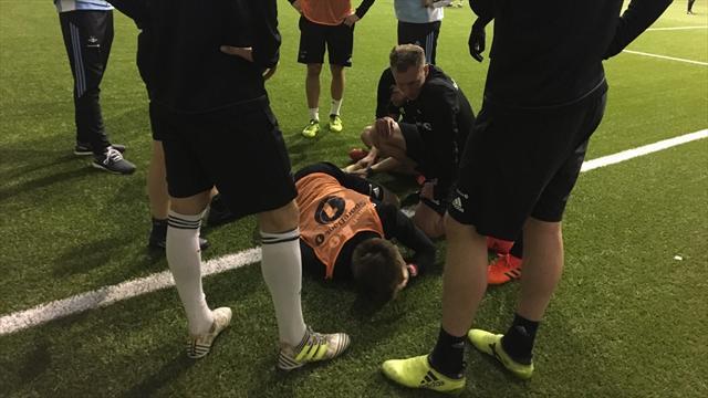 Skadet på årets første trening – nå mister RBK-talentet hele sesongoppkjøringen