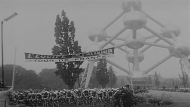 Brüssel und die Tour de France - eine lange Geschichte