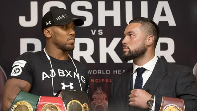 Parker vows to make Joshua pay