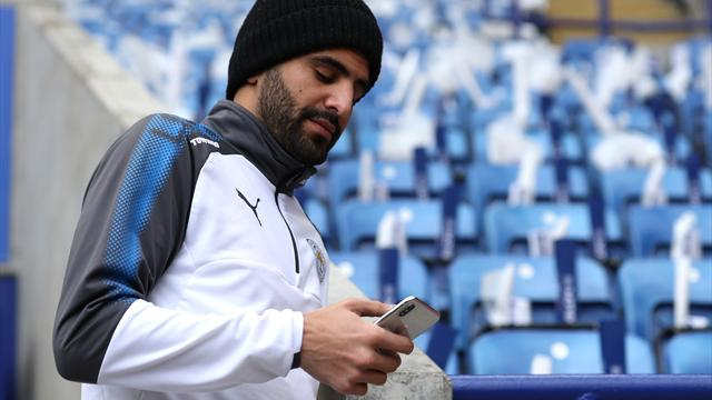 Réclamé par City, retenu par Leicester : Mahrez est «dévasté»