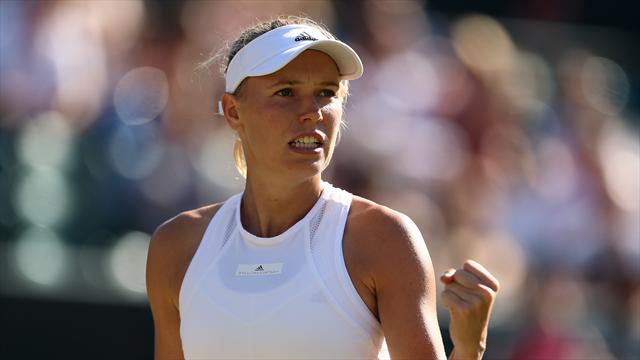 Caroline Wozniacki pulls off miracle comeback to keep Australian Open hopes alive