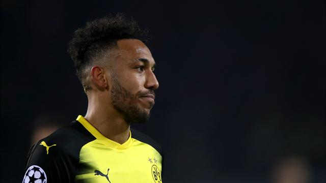 Arsenal to make cash and player offer for Aubameyang