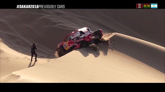 Confusion over 'phantom' crash in Dakar Rally as Sainz retains lead