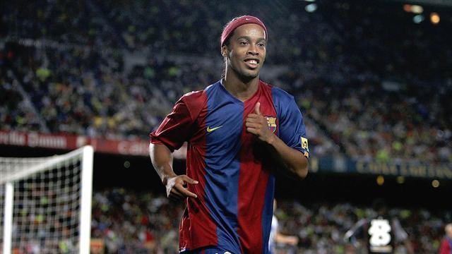 Ronaldinho, l'hédoniste qui laisse une pointe de frustration à ses fidèles