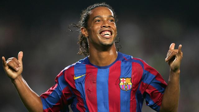 Ronaldinho s'en va mais sa magie restera