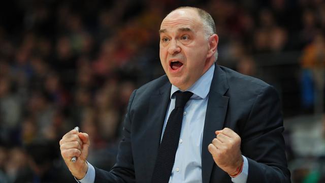 EuroLeague'de yılın başantrenörü Laso