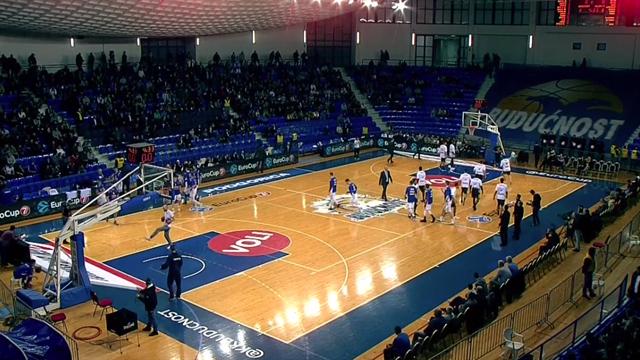 Highlights: Buducnost Voli Podgorica 79-66 Dolomiti Energia Trento