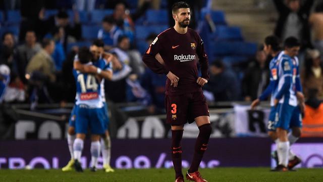 Messi rate un penalty, première défaite du Barça depuis cinq mois