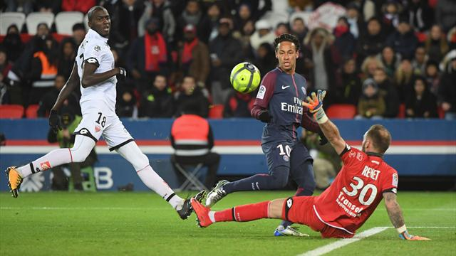 Martyrisé par Neymar, le gardien de Dijon avait tout prévu sur Twitter…