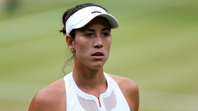 Australian Open 2018 results and bracket: Garbine Muguruza, David Goffin eliminated
