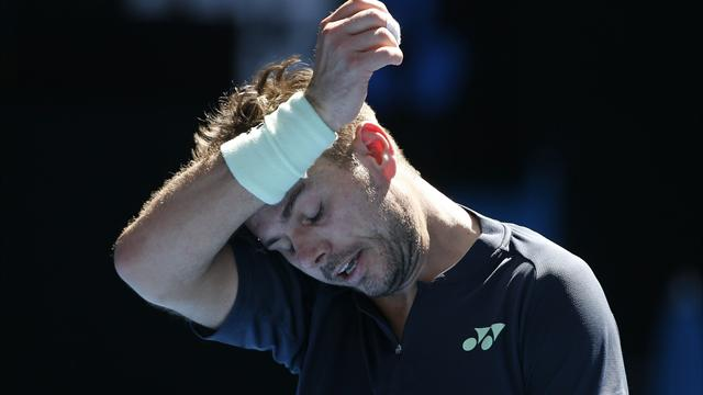 Australian Open: Former champion Stan Wawrinka crashes out after Rd 2 defeat