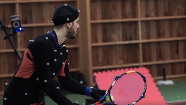¿Cómo se hace un videojuego de tenis?