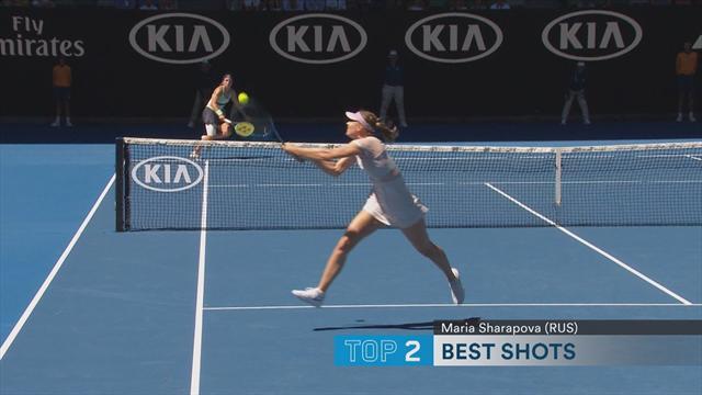 Open Australia 2018, Top 5: Genialidad de Monfils ante Djokovic