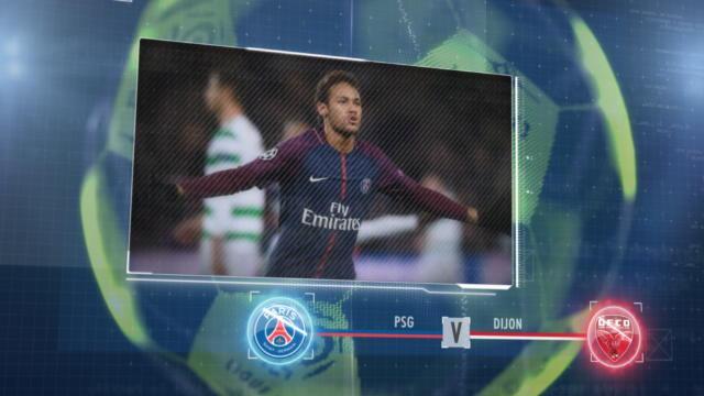 Ligue 1 - 5 choses à retenir du quadruplé de Neymar