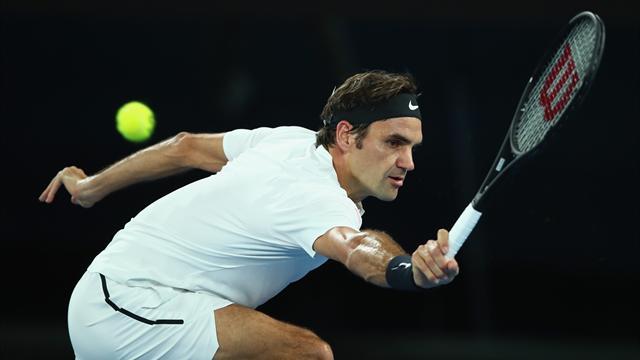 Federer est désormais sur la route de Gasquet
