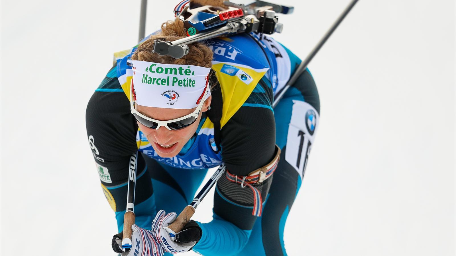 Coupe du monde relais mixte de kontiolahti victoire de - Classement coupe du monde de biathlon ...