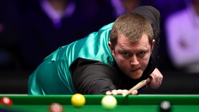 Allen holds off Stevens to reach International Championship final