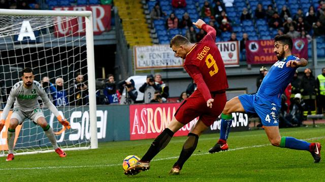 Ди Марцио: «Челси» предложил «Роме» 50 миллионов евро и аренду Батшуайи за Джеко и Эмерсона