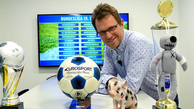 #SotipptderBoss: Bayern souverän, Schalke trotzt Goretzka-Theater