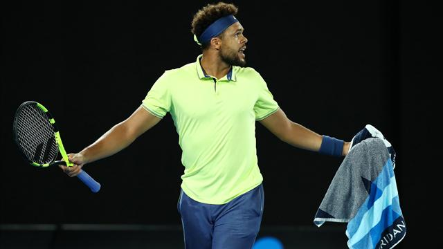 Tsonga – Rublev EN DIRECT