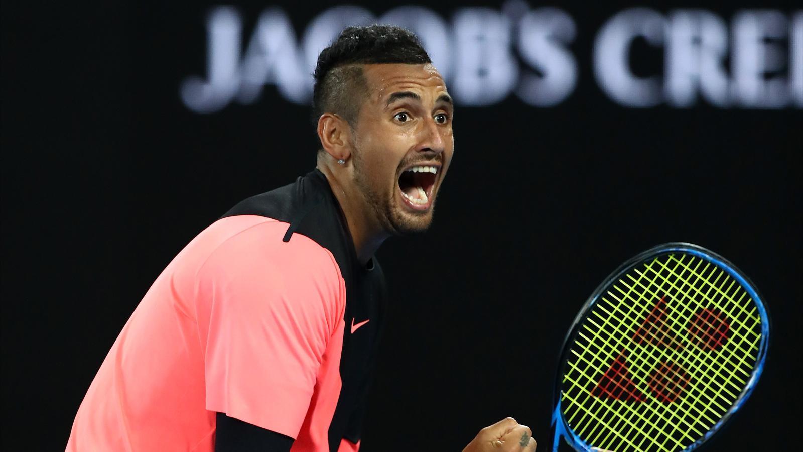 Kyrgios  U0026quot;Gagner Contre Jo Cu0026#39;est Un Ru00eave Qui Devient Ru00e9alitu00e9u0026quot; - Open Du0026#39;Australie 2018 - Tennis ...