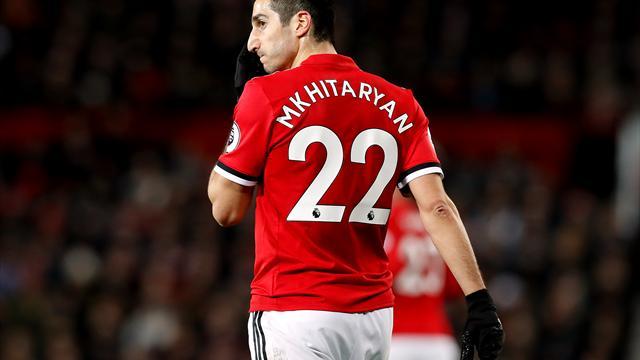 Henrikh Mkhitaryan could be perfect fit for Arsenal – Granit Xhaka