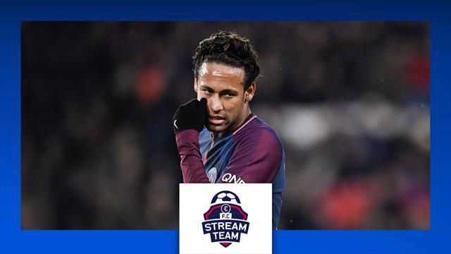 Neymar manque-t-il d'humilité ? On en parle dans le Stream Team FC à 17h