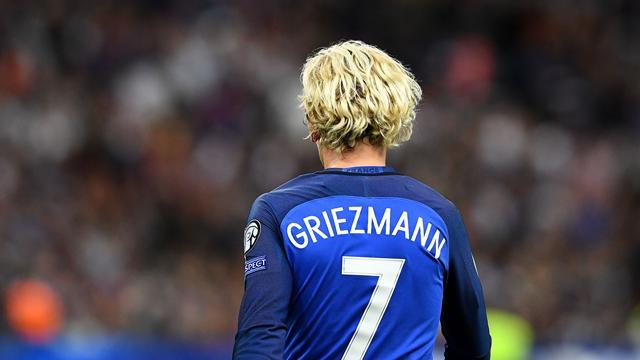 «Барселона» опровергла, что согласилась опереходе футболиста «Атлетико» Гризманна