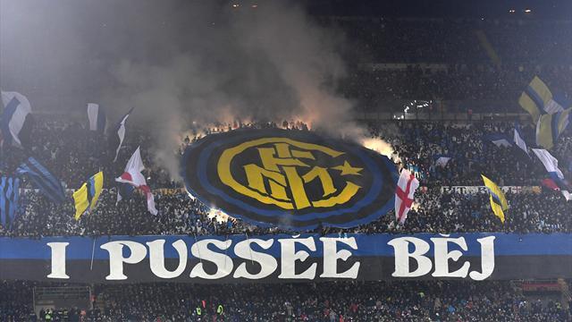 La Curva Nord, l'autre moitié de San Siro aux couleurs de l'Inter