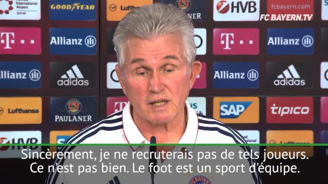 Heynckes fracasse deux anciens joueurs de L1 — Bayern