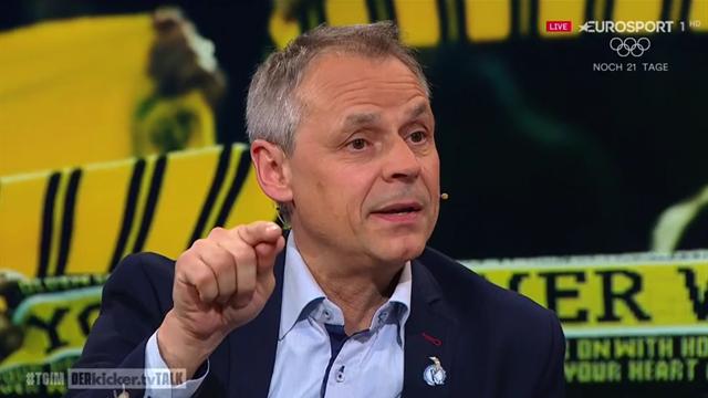 """Thon: """"Der BVB sollte Aubameyang ein halbes Jahr auf die Tribüne setzen"""""""