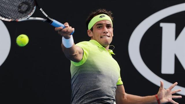 Federer se clasificó a Semis — Abierto de Australia