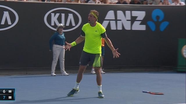 Chung et Sandgren brillent, Caroline Garcia s'arrête — Open d'Australie