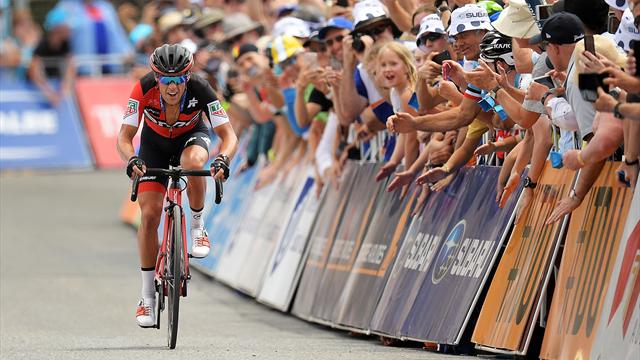 Richie Porte remporte l'étape-reine — Tour Down Under