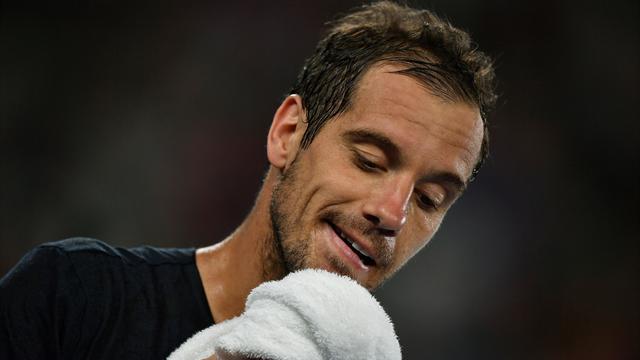 «Là, c'est du n'importe quoi» : Gasquet allume la «Majesty Cup» et l'ITF