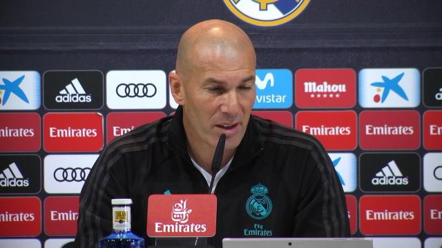 Real Madrid - Zidane content de retrouver la BBC