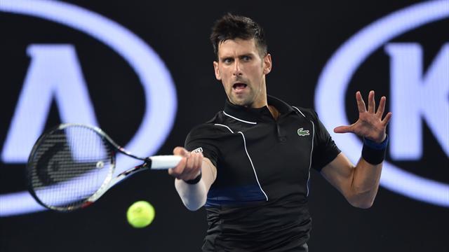 Теннисный бетман. Джокович помучается с Чоном и еще 3 ставки на четвертый круг Australian Open