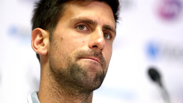 Djokovic staggers past Monfils in draining win