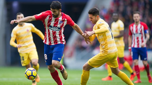 Atlético Madrid – Gerone EN DIRECT