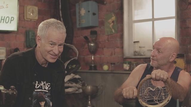 McEnroe blasts fake news 'Roger, not Novak, is the golden goose of tennis..he plays when he wants'