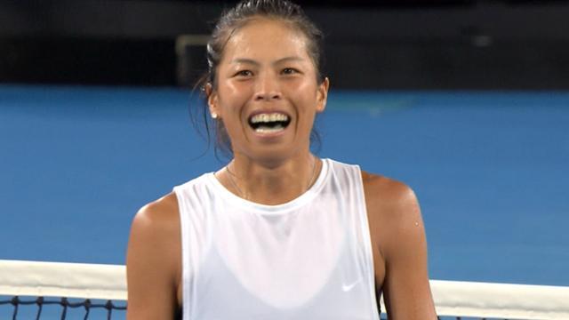 Open Australia 2018: Hsieh vs Radwanska, vídeo resumen del partido